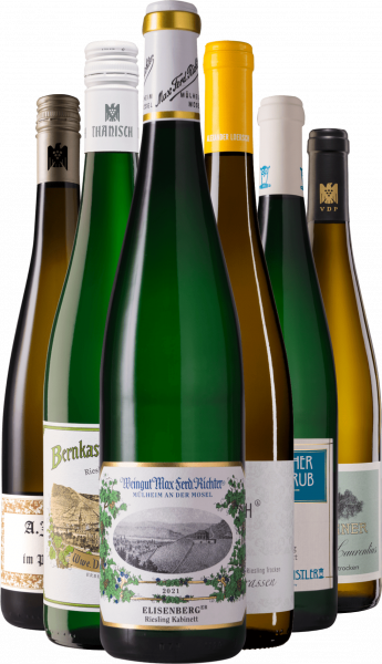 Goldrichs Select Mosel Riesling Probierpaket