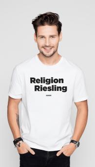 Goldrichs Religion Riesling - T-Shirt Unisex - Weiß