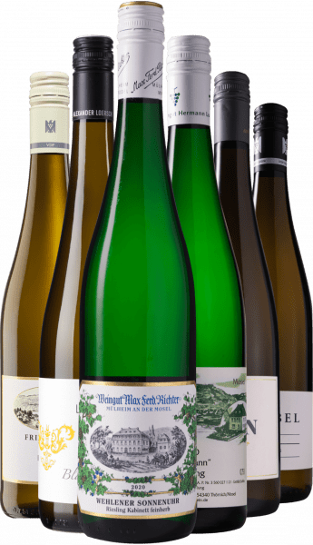 """Goldrichs Select """"Mosel Riesling StartUp"""" Probierpaket"""