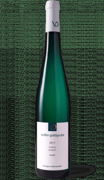 Vollenweider Wolfer Goldgrube Riesling Spätlese 2017