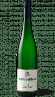 Becker-Steinhauer Veldenzer Carlsberg Riesling Spätlese 2016