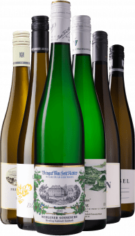 "Goldrichs Select ""Mosel Riesling StartUp"" Probierpaket"