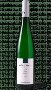 Vollenweider Wolfer Goldgrube  Riesling Kabinett feinherb 2017