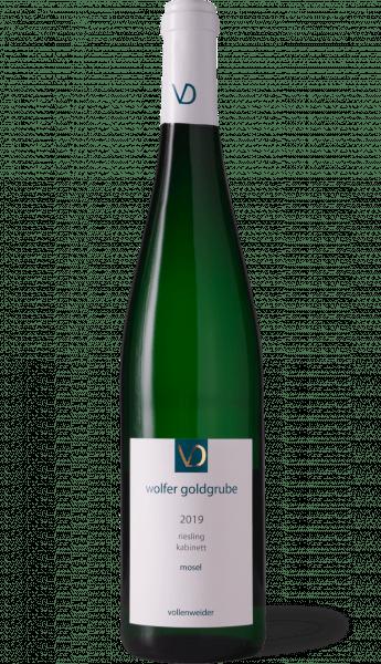 Vollenweider Wolfer Goldgrube Riesling Kabinett 2019