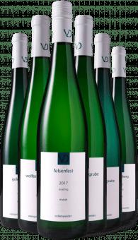 """Vollenweider """"König Riesling 2018"""" Probierpaket"""
