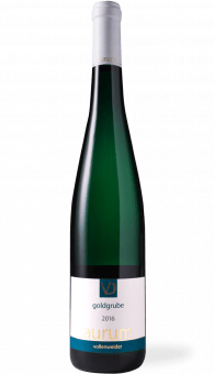 Vollenweider Wolfer Goldgrube Aurum Riesling trocken 2016